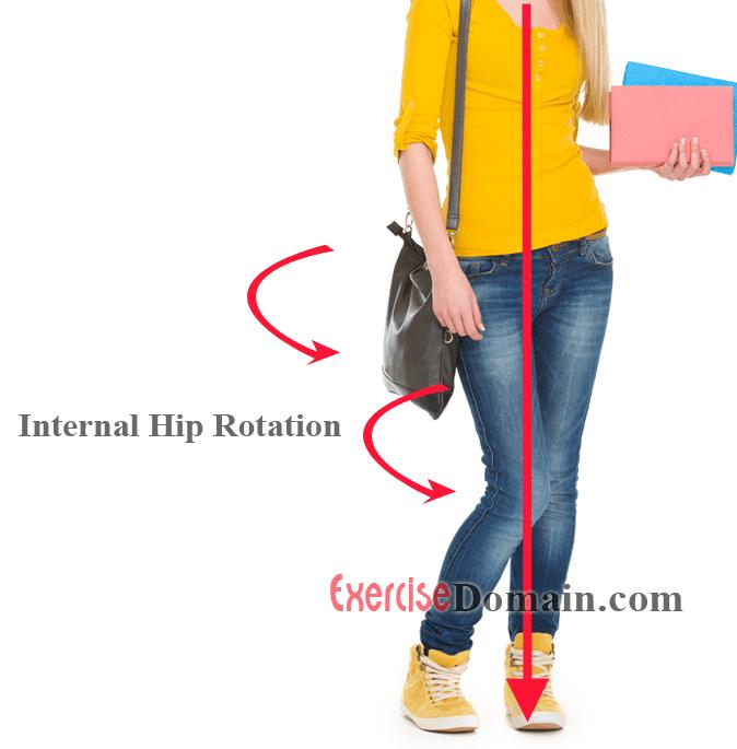 Internal Rotation | Medial Rotation
